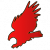 "BC ""Red Eagles""(Closed) logo"